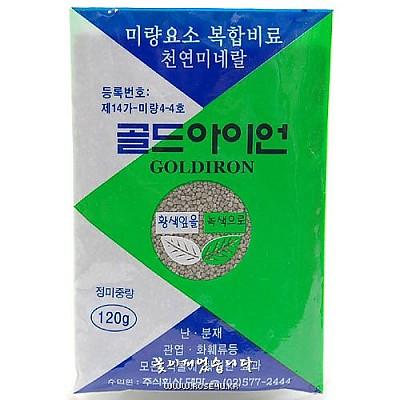 ☆다육이보약★골드아이언(아이언나이트)
